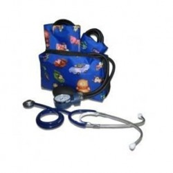 BAUMANOMETRO PEDIATRICO SET CON 3 BRAZALES